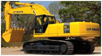 L Amp T Pc450 7 171 Anugraha Construction